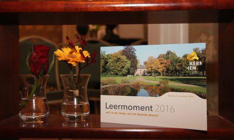 Leermoment 2016-II